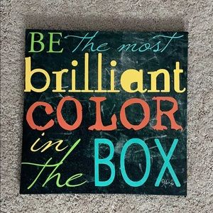 Other - 12 x 12 Quote Canvas